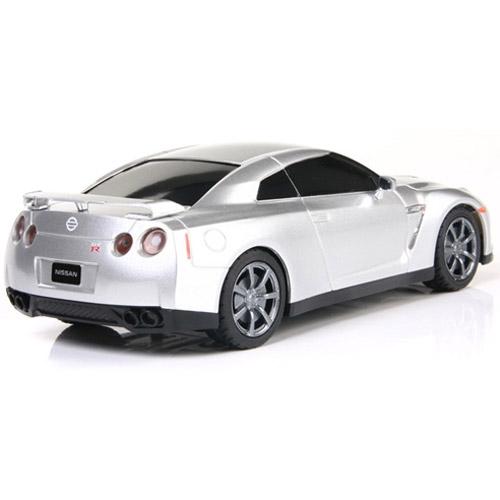 Маленькая Радиоуправляемая Машинка Nissan GTR (1:24, 17 см) - Картинка