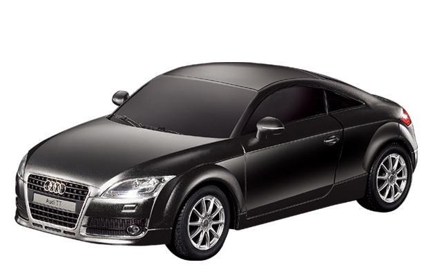 Маленькая Радиоуправляемая Машинка Audi TT (1:24, 17 см)