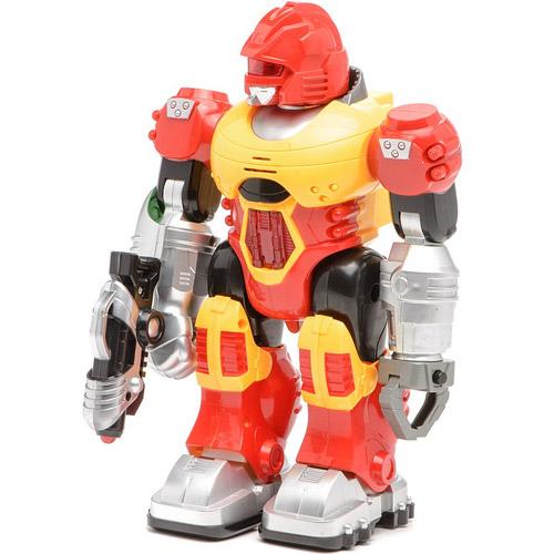 Красный Интерактивный робот Android (15 см)