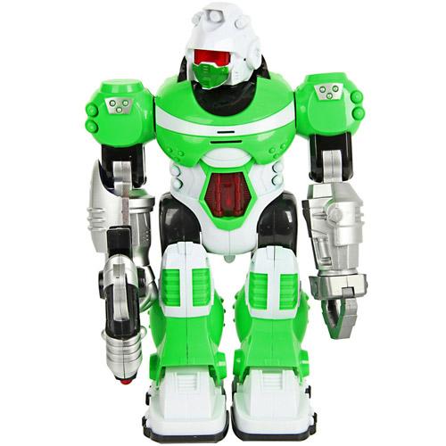 Зеленый Интерактивный робот Android (15 см)