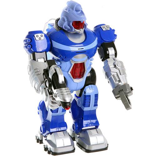 Синий Интерактивный робот Android (15 см)