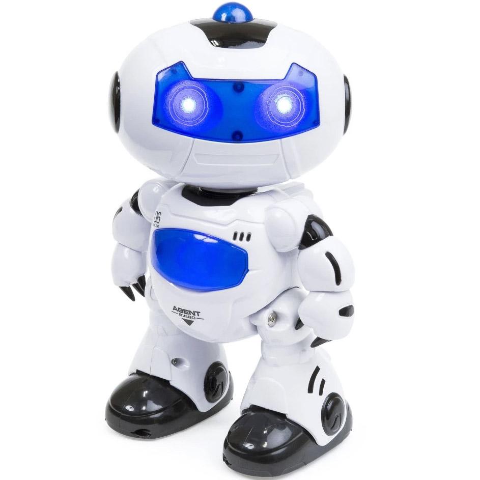 Радиоуправляемый робот Танцор (22 см) - В интернет-магазине