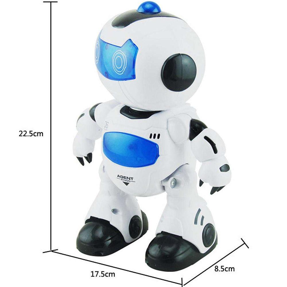Радиоуправляемый робот Танцор (22 см) - Фото