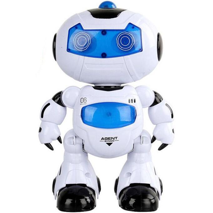 Радиоуправляемый робот Танцор (22 см) - Картинка