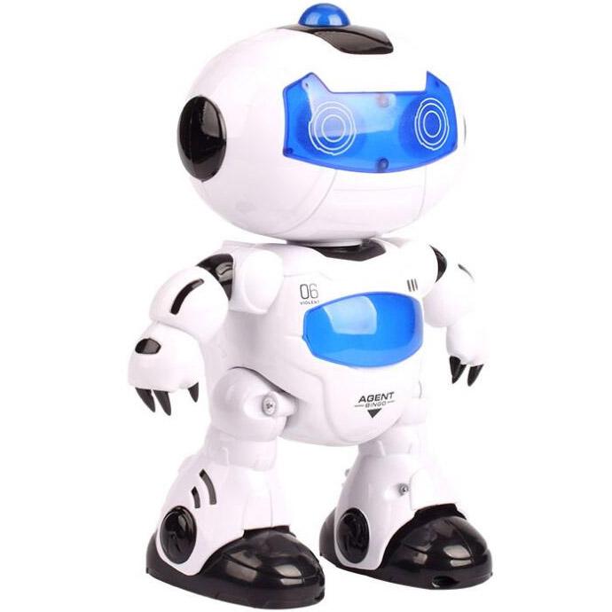 Радиоуправляемый робот Танцор (22 см) - Изображение