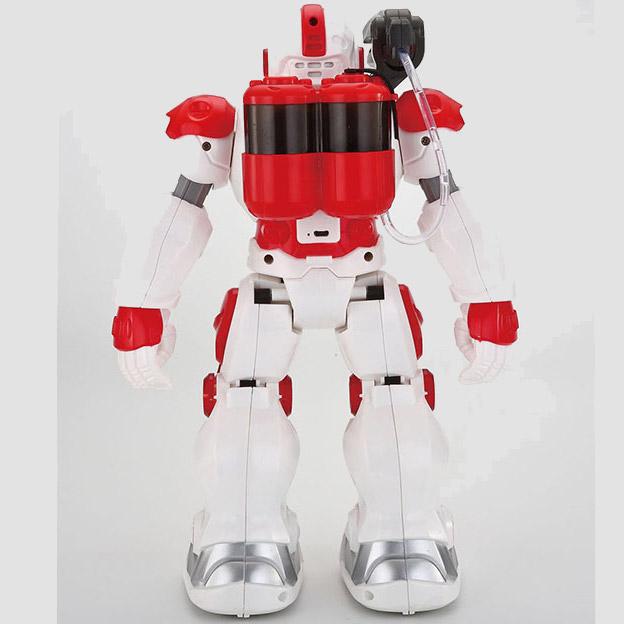 Радиоуправляемый робот Пожарный (брызгает водой, 32 см.) - В интернет-магазине