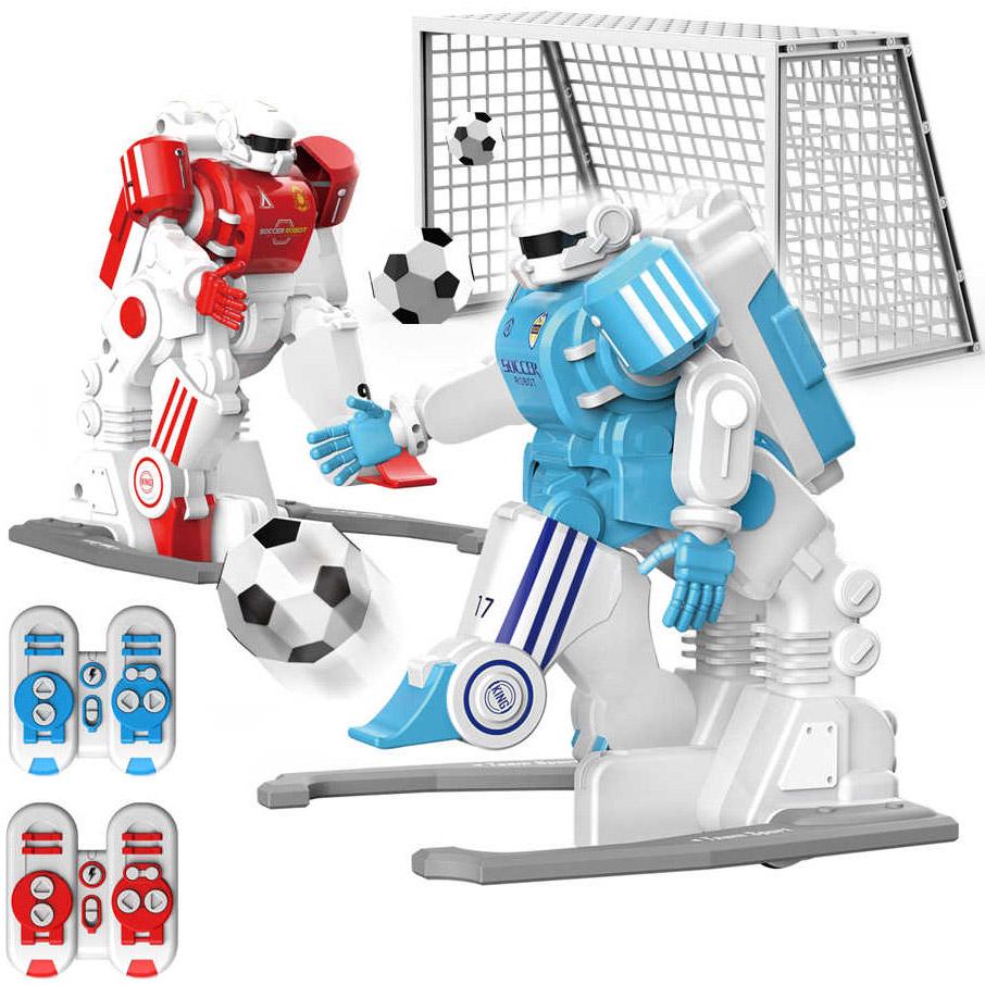 Набор радиоуправляемых Футболистов (2 робота, 17 см.)