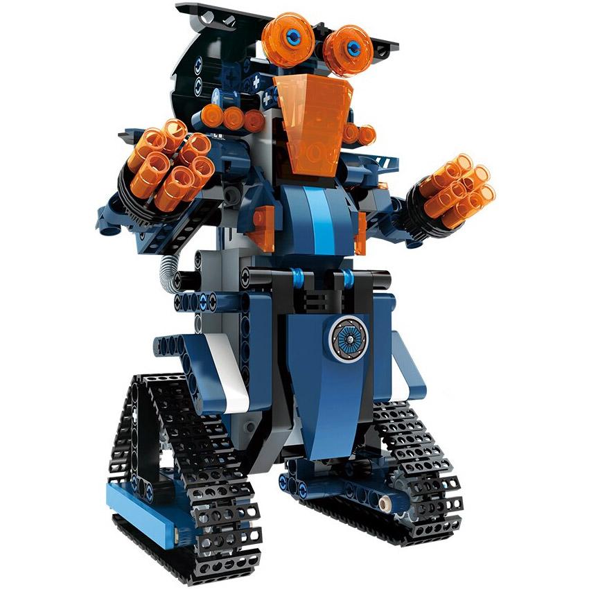 13002 Радиоуправляемы Конструктор Робот на гусеницах (390 деталей, 21 см.)