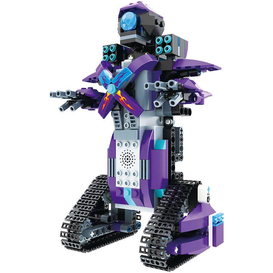 13003 Радиоуправляемы Конструктор Робот на гусеницах (390 деталей, 21 см.)