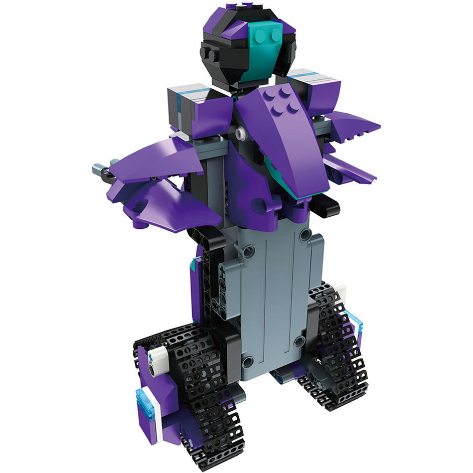 Радиоуправляемы Конструктор Робот на гусеницах (390 деталей, 21 см.)