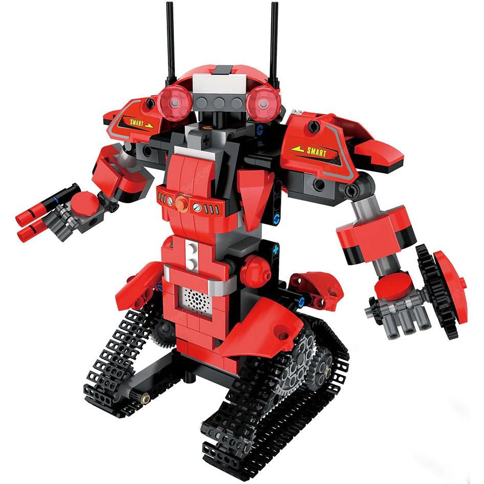 13001 Радиоуправляемы Конструктор Робот на гусеницах (390 деталей, 21 см.)