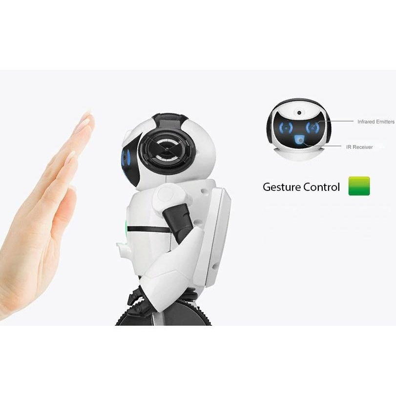Радиоуправляемый Робот-официант (19 см.) - В интернет-магазине