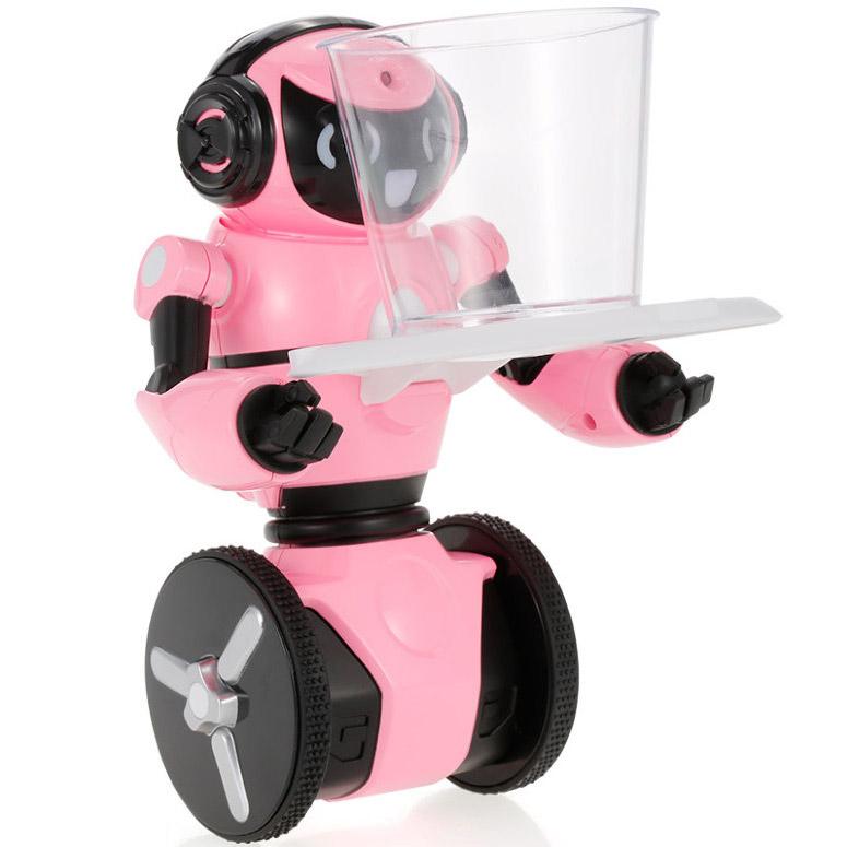 Радиоуправляемый Робот-официант (19 см.) - Картинка