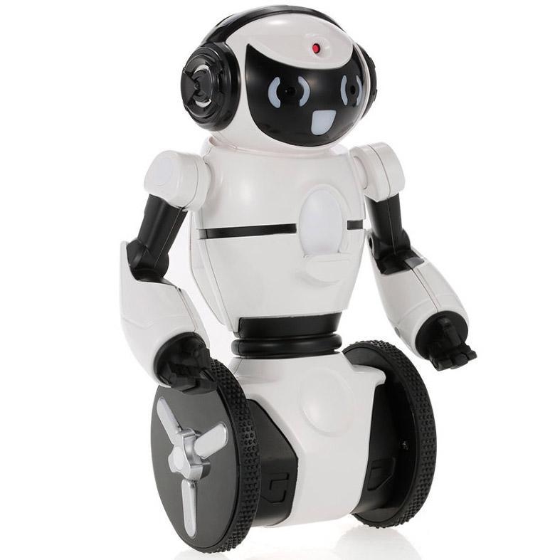 Белый Радиоуправляемый Робот-официант (19 см.)