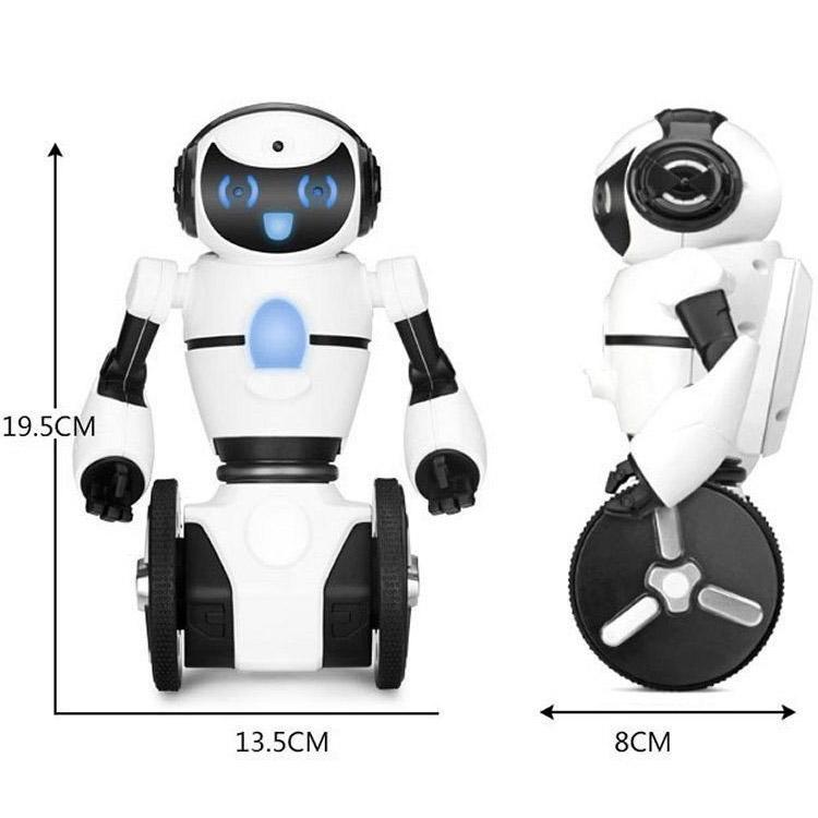 Радиоуправляемый Робот-официант (19 см.) - Фотография