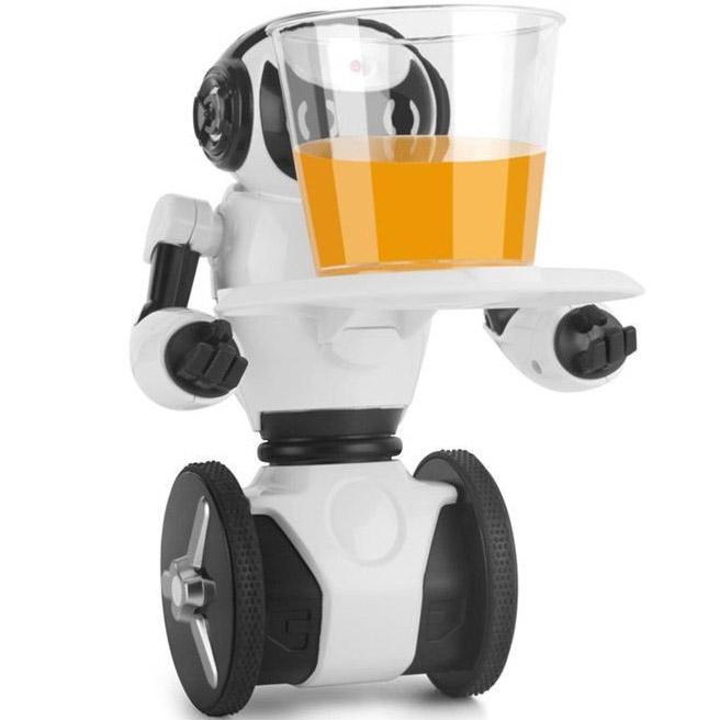 Радиоуправляемый Робот-официант (19 см.)