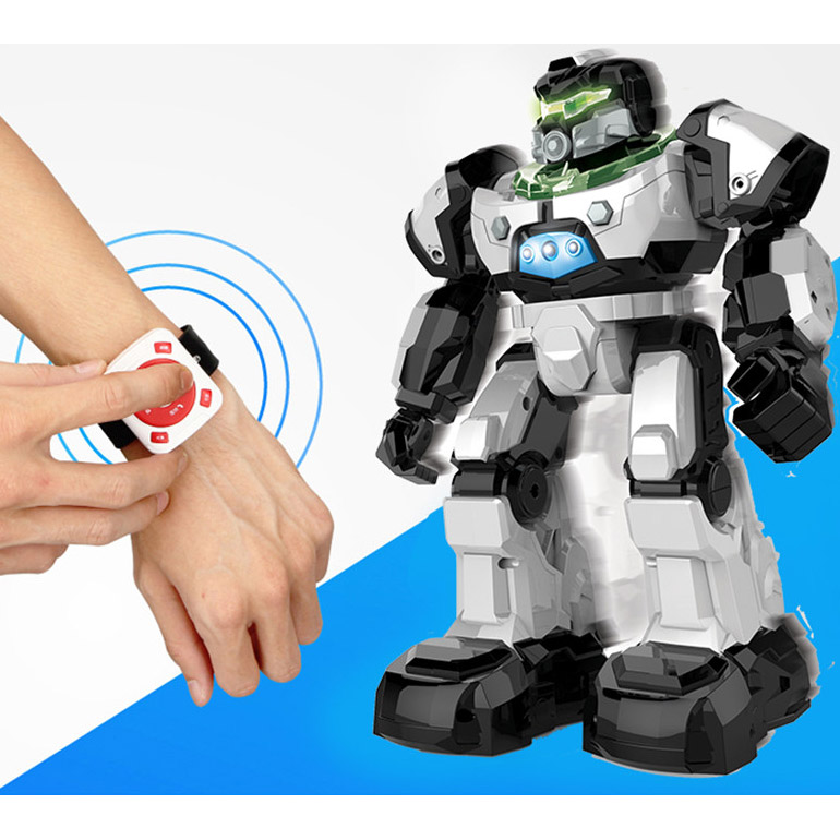 Функциональный Радиоуправляемый робот Плуто (27 см.)