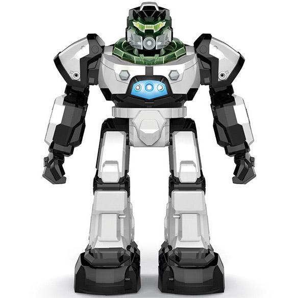 Белый Функциональный Радиоуправляемый робот Плуто (27 см.)