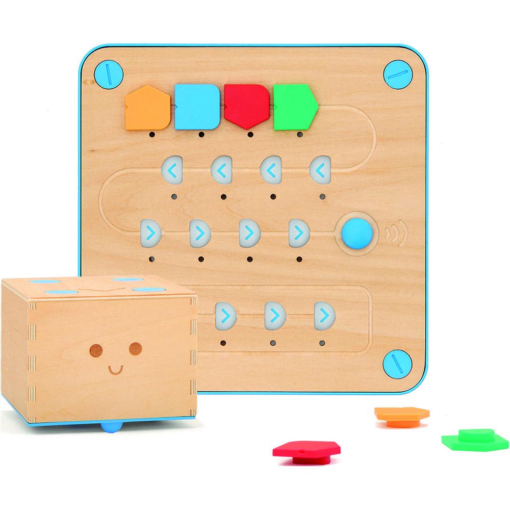 Робот для обучения программированию Cubetto (16 блоков)