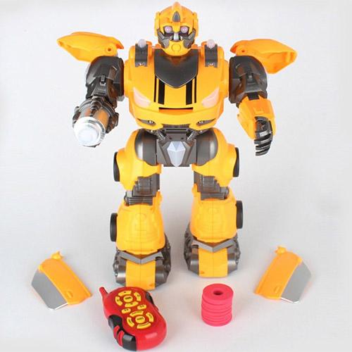 Радиоуправляемый робот Бамблби (38 см) - Фотография