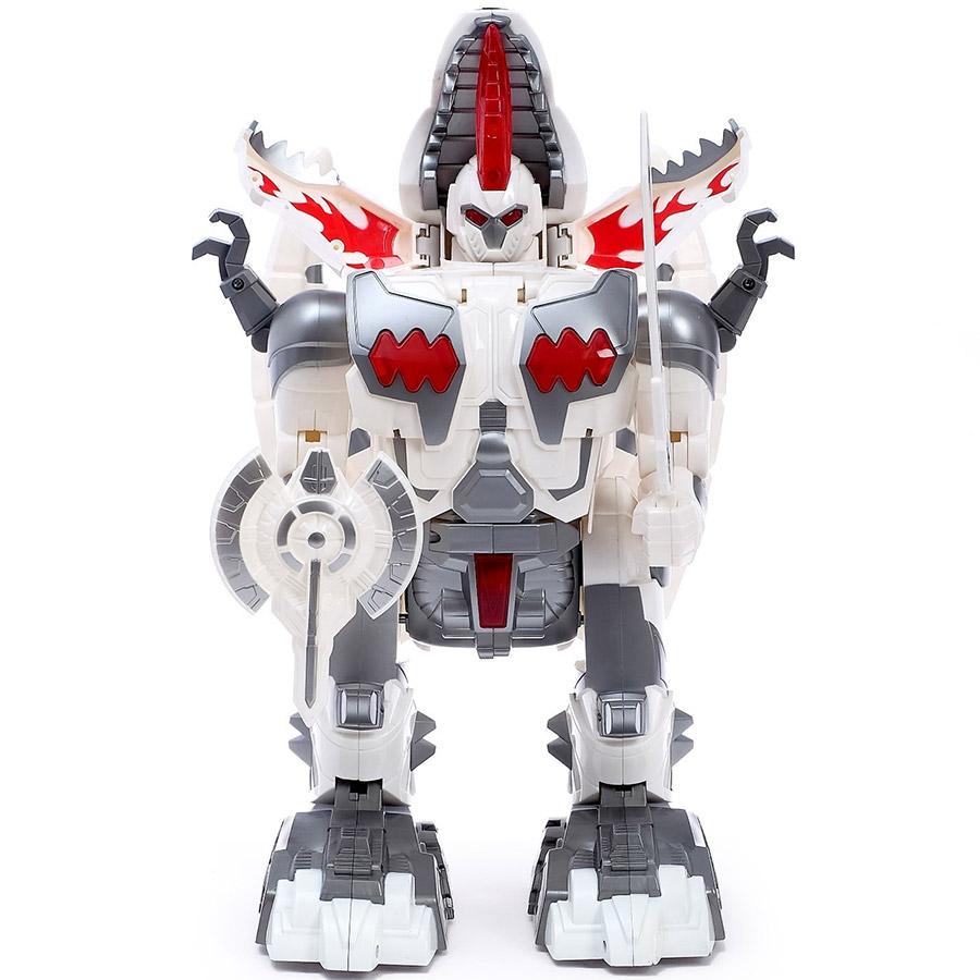 Радиоуправляемый трансформер Робо-динозавр Armored Dragon (36 см) - Фотография