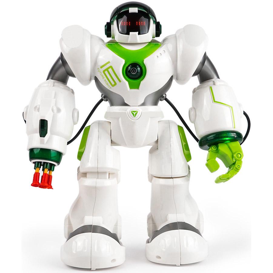 Радиоуправляемый робот РобоКоп (стреляет ракетами, 36 см.)