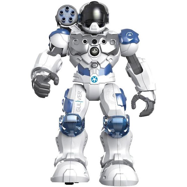 Радиоуправляемый робот Полицейский (стреляет ракетами, 32 см.)