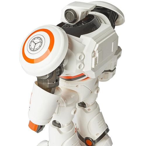 Радиоуправляемый робот Crazon Defenders (стреляет ракетами, 33 см.) - Фотография