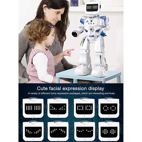 Интерактивный Радиоуправляемый робот K3 Эпсилон Ти (37 см.) - Картинка