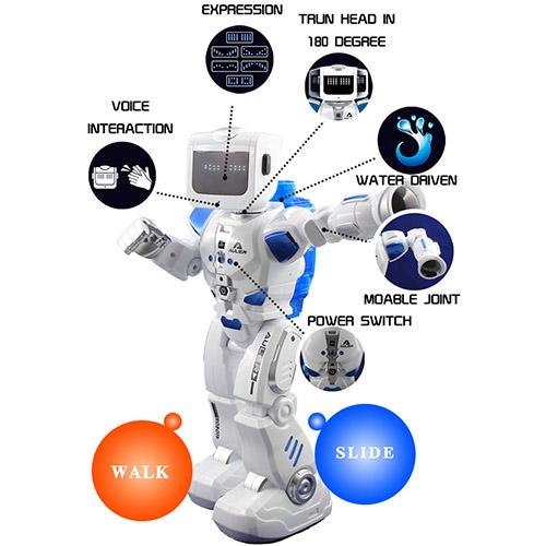 Интерактивный Радиоуправляемый робот K3 Эпсилон Ти (37 см.) - Фотография