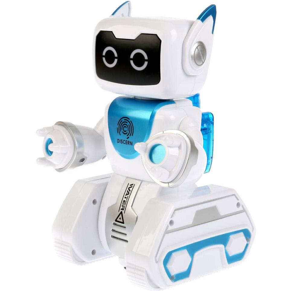 Интерактивный Радиоуправляемый робот Вольт (22 см.) - В интернет-магазине