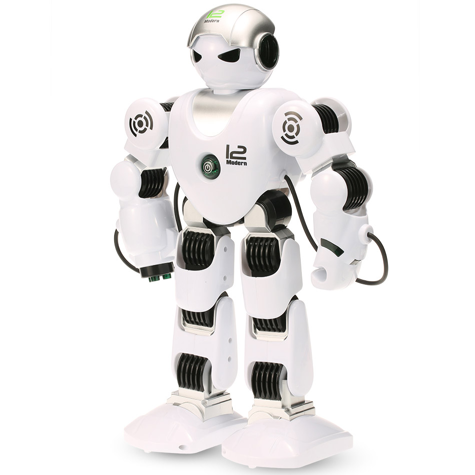 Радиоуправляемый робот Z-Alpha (стреляет ракетами, 39 см.) - Изображение