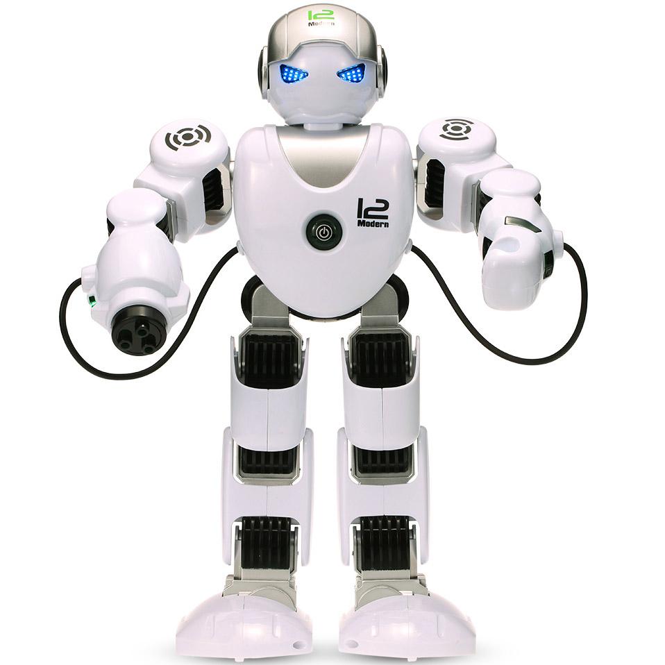 Радиоуправляемый робот Z-Alpha (стреляет ракетами, 39 см.) - В интернет-магазине