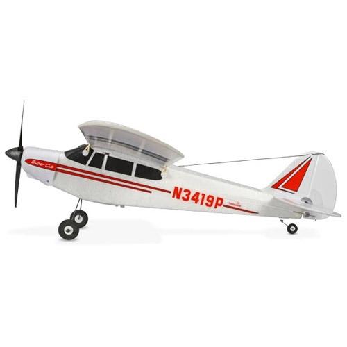 Самолет HobbyZone Mini Super Cub - Фото