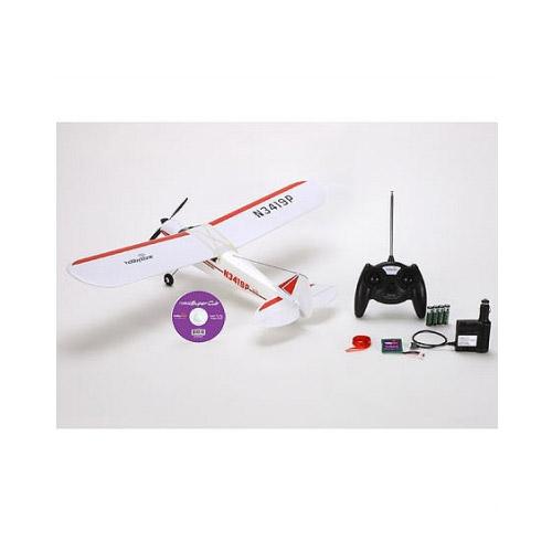 Самолет HobbyZone Mini Super Cub - В интернет-магазине