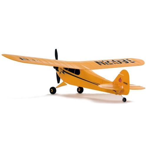 Самолет ParkZone Ultra Micro J3 - Фото