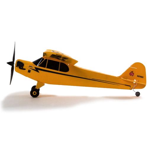 Самолет ParkZone Ultra Micro J3 - В интернет-магазине