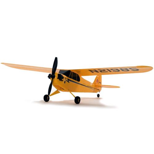 Радиоуправляемый Самолет ParkZone Ultra Micro J3