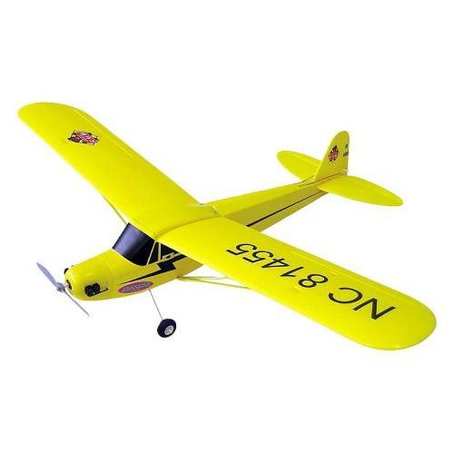 Cвободнолетающая модель Самолет Piper J3 Cub