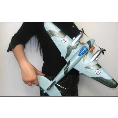 Самолет с двумя винтами военный - Фото