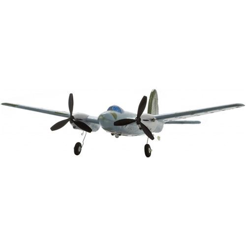 Самолет с двумя винтами военный - Фотография