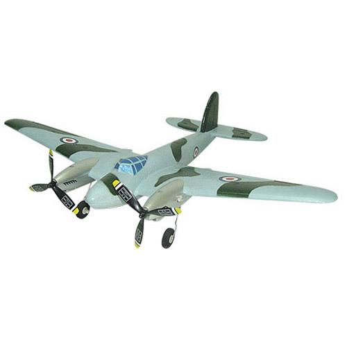 Самолет с двумя винтами военный