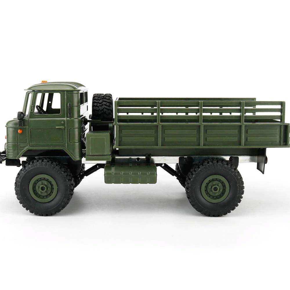 Радиоуправляемый Грузовик ГАЗ-66 Шишига (1:16, 35 см.) - В интернет-магазине