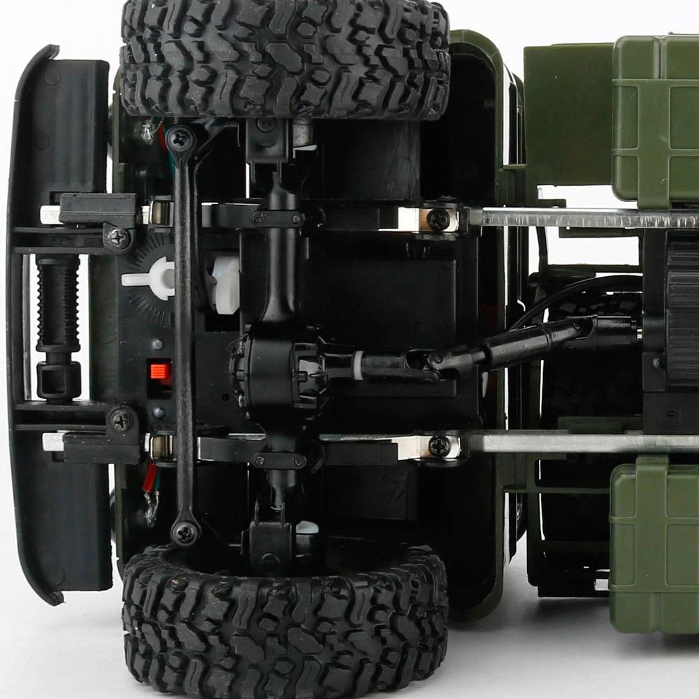 Радиоуправляемый Грузовик ГАЗ-66 Шишига (1:16, 35 см.) - Фото