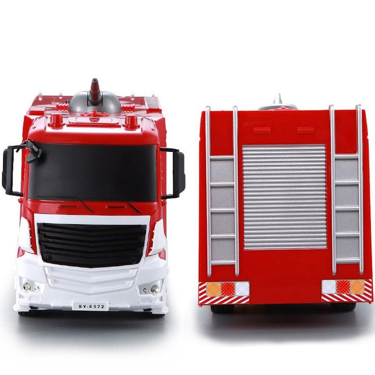 Радиоуправляемая Пожарная машина (1:26, 30 см.) - Фото
