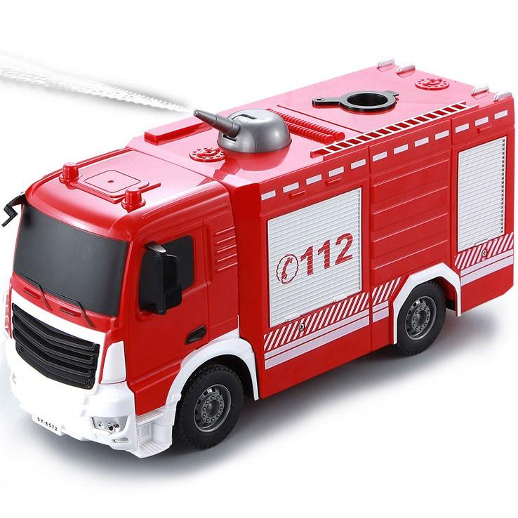 Радиоуправляемая Пожарная машина (1:26, 30 см.)