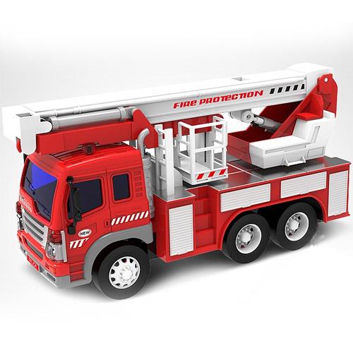 Радиоуправляемая Пожарная машина 1:16 FireFighting (30 см.)