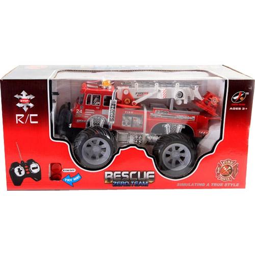 Радиоуправляемая Пожарная машина 1:24 1911-22A (34 см.) - В интернет-магазине