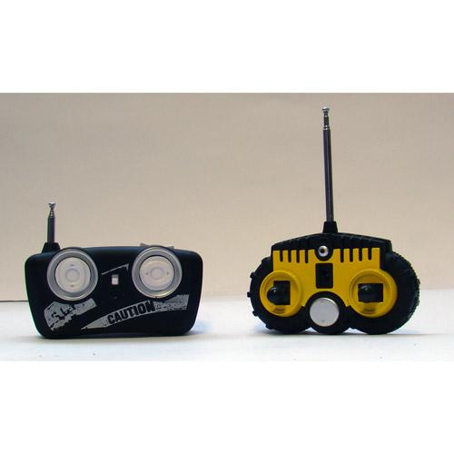 Радиоуправляемые тягач с бульдозером (1:32, 56 см) - Фото
