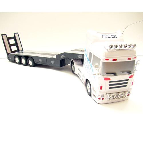 Радиоуправляемые тягач с бульдозером (1:32, 56 см) - В интернет-магазине